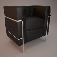 Le Corbusier / Buffalo Armchair