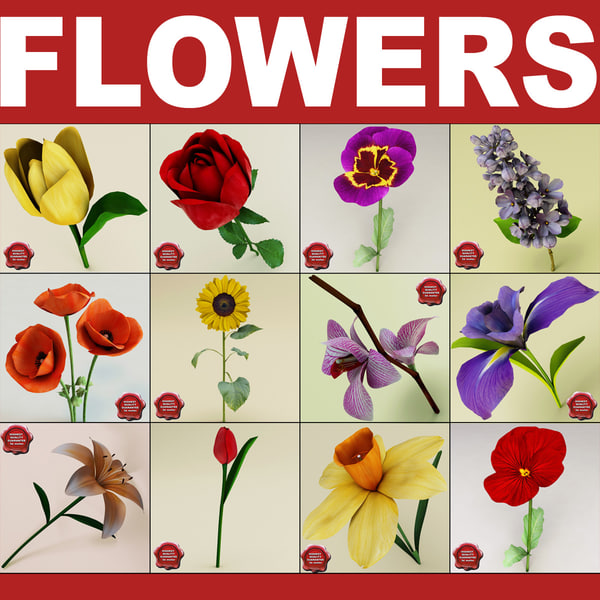 Flowers Collection V2