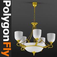 lamp 05 3d model