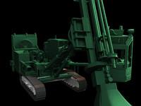Hydraulic Mining Drill
