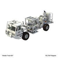 Vibrator Truck