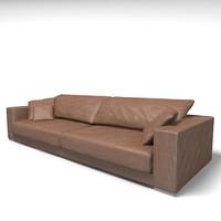 baxter budapest sofa modern contemporary