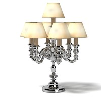 candel table lamp classic classical