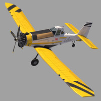 m-18 dromader airplane max