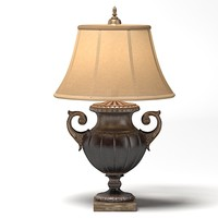 fine art table lamp  213510