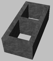 obj cinder block