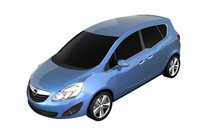 Opel Meriva 2011.zip