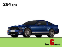 3ds gt500 cars