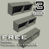 tubing elements tunnel subway max free