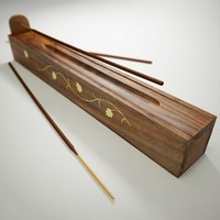 Incense Holder and Box