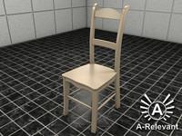 3d model chair 2010 1