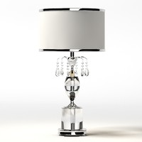 JOHN RICHARD CRYSTAL TABLE JRC-AJL-0324 TABLE LAMP