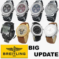 Breitling Collection UPDATE