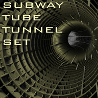Subway Tube Tunnel creation Set