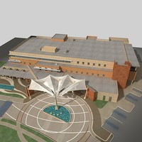 hospital building max