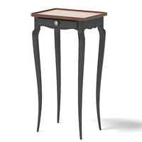 collection pierre nymphe classic antique side table