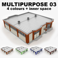 multipurpose industrial building 03 max