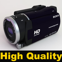 SONY HANDYCAM HDR-XR550VE