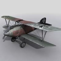 Albatros DV 2