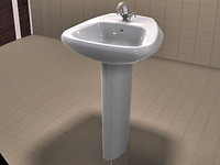 TOTO Ultimate Sink and Mico Designs 2905 Faucet Set