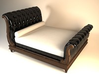 clivedon tufted bed max