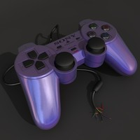 3d ps2 wire controller