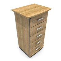 3ds drawer wood furniture