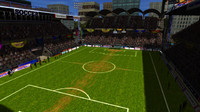 3d model of football stadium