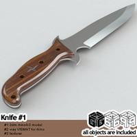 G69 Knife #1