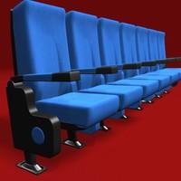 Theatre Seat01