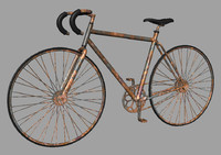 Rusty 10 speed bikes