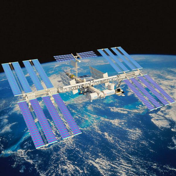 international space station v - photo #44