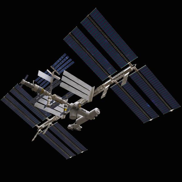 international space station v -#main