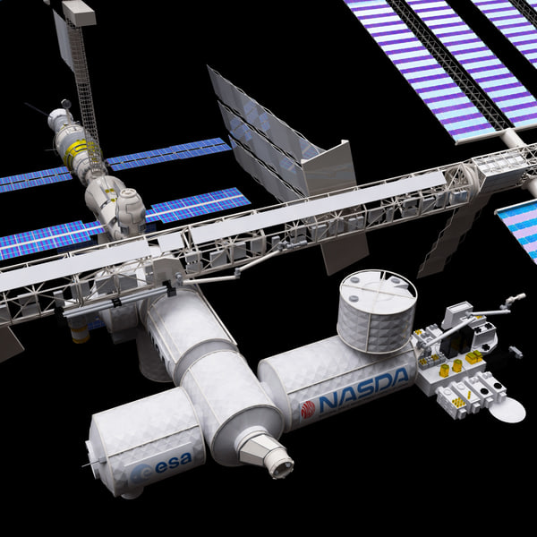 international space station v - photo #16