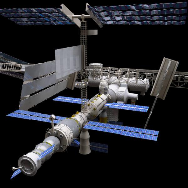 international space station v - photo #1