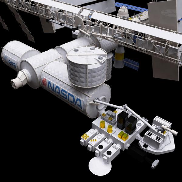 international space station v - photo #7