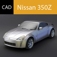 Solidworks Car Nissan 350Z