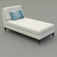 Kravet Vineyard Chaise