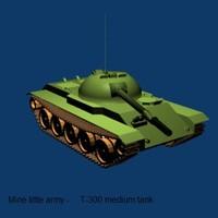 T-300 medium tank