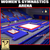 Women Gymnastics Arena
