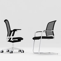 interstuhl xantos chair 3d max