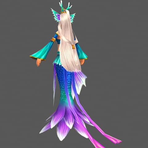Mermaid npc