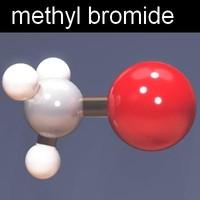 molecule methyl bromide max