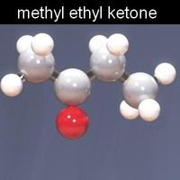 molecule methyl ethyl ketone max