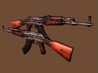 Avtomat Kalashnikov 1947 (AK47)