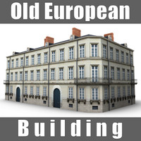 Old European Building