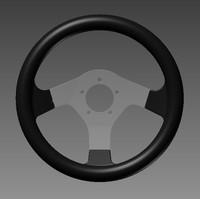 steering wheel victor 330 3d 3ds