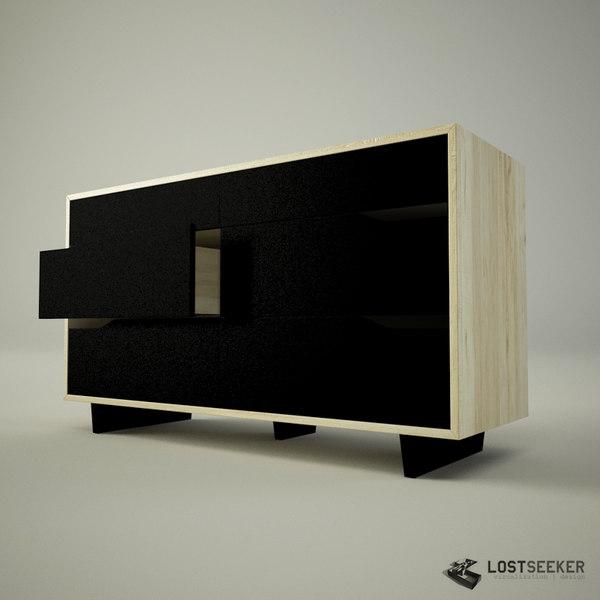 Ikea Folding Table Hong Kong ~ dresser 3d models ikea tags ikea mandal shelving unit dresser