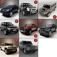 Cars 4x4 Collection