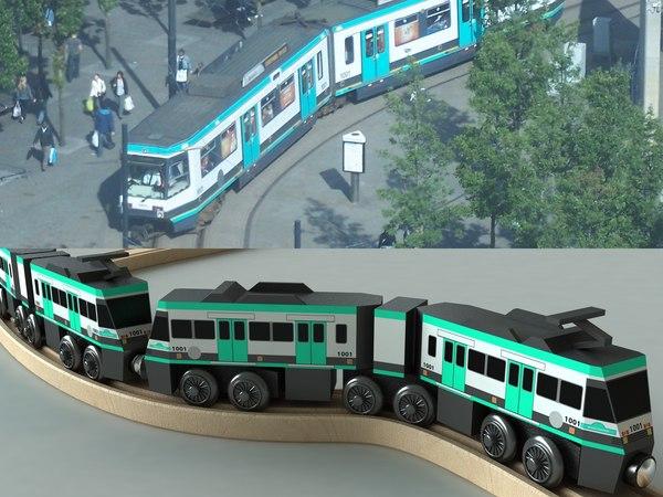 Metrolink Toy Train Origin Code Giveaway